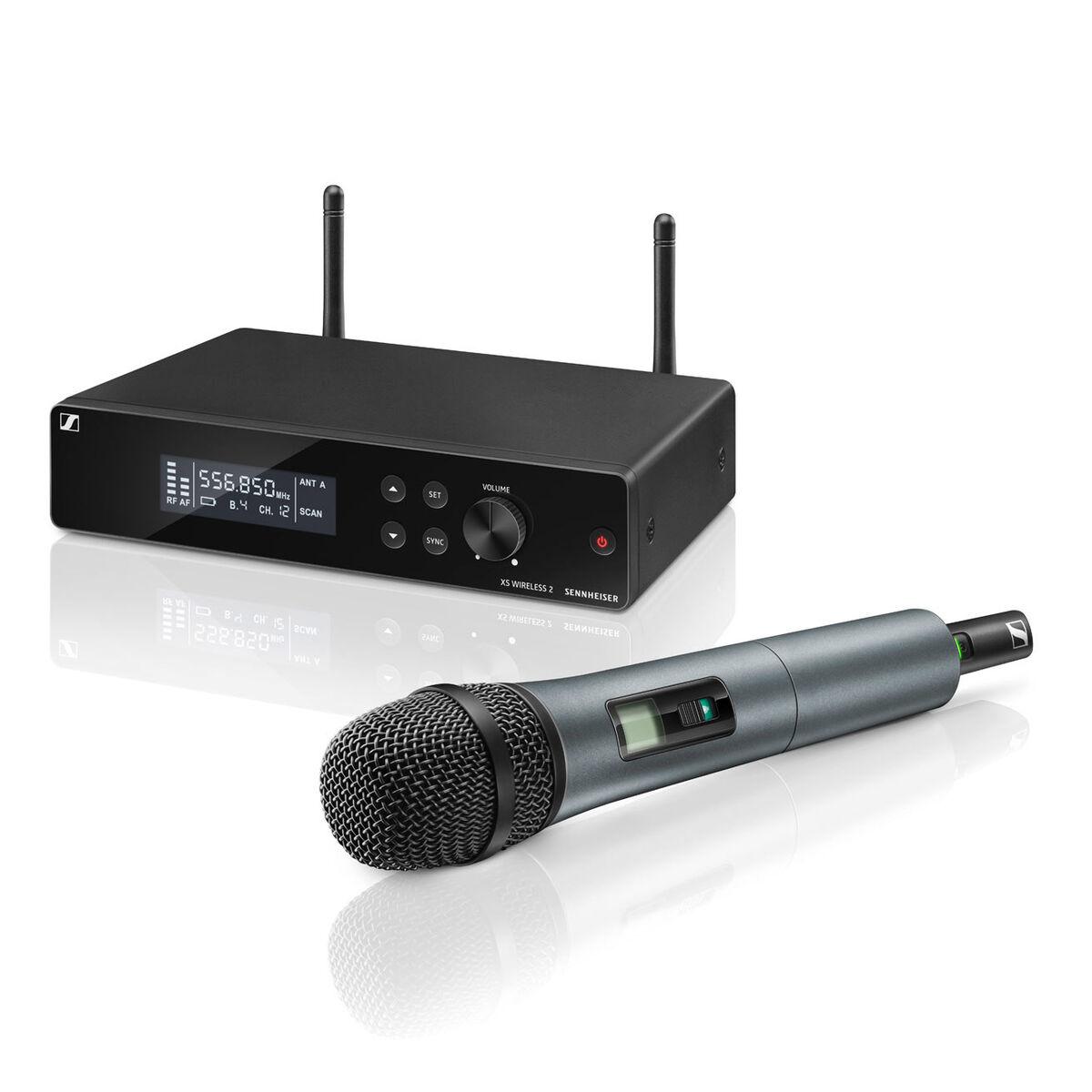 Kablosuz el mikrofonu seti - Thumbnail