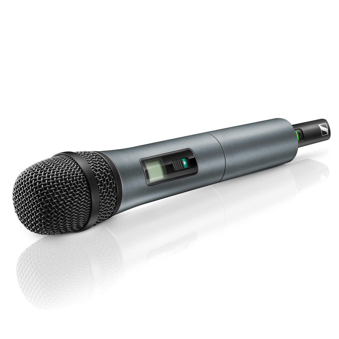 Kablosuz el mikrofonu seti