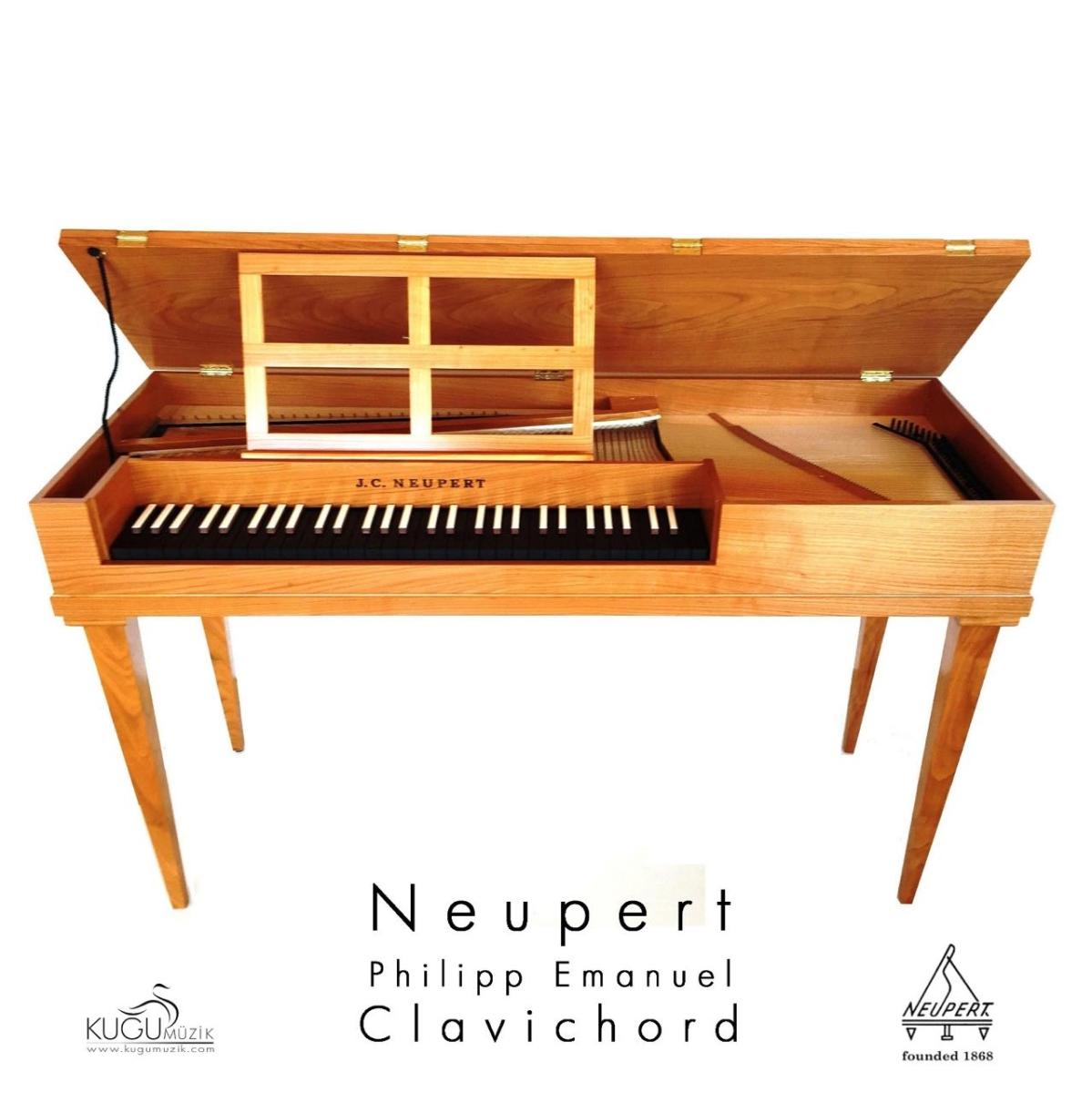 Neupert Klavikord - Thumbnail