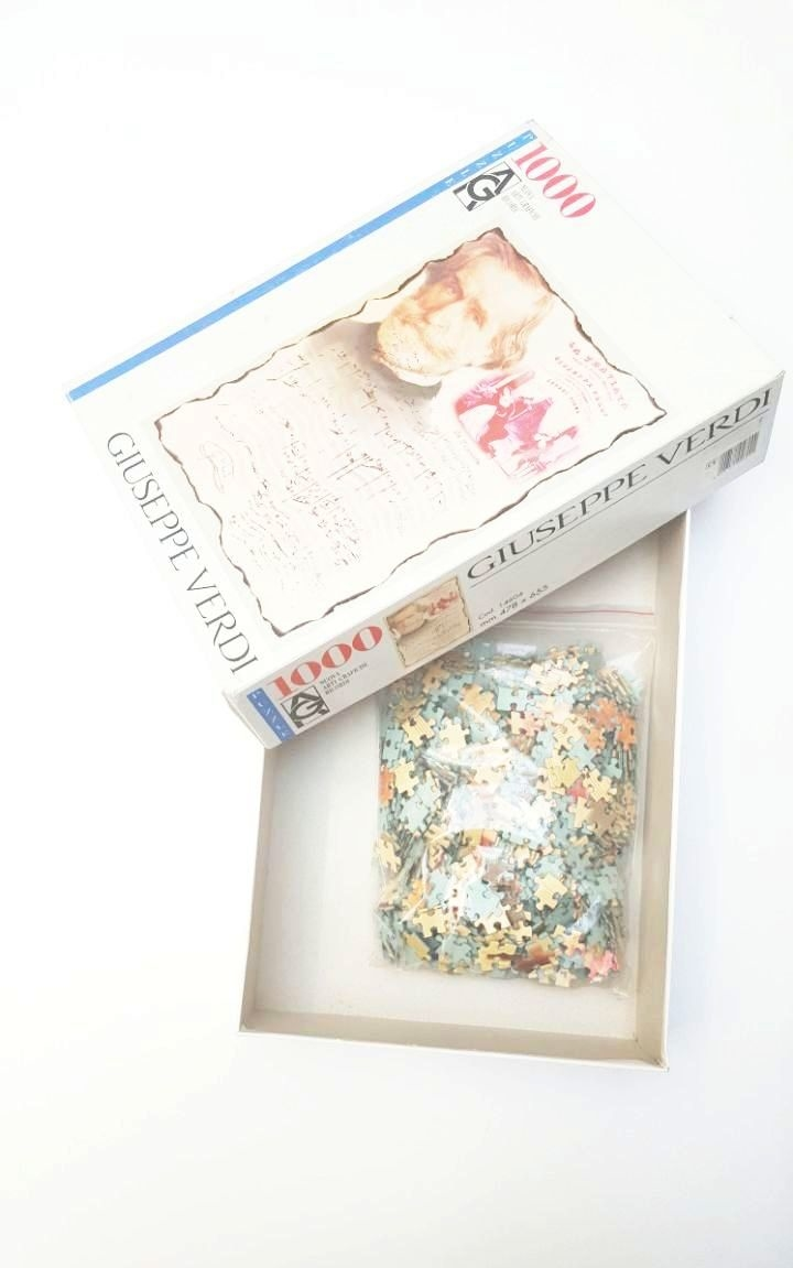 Puzzle, Giuseppe Verdi 1000 Parça