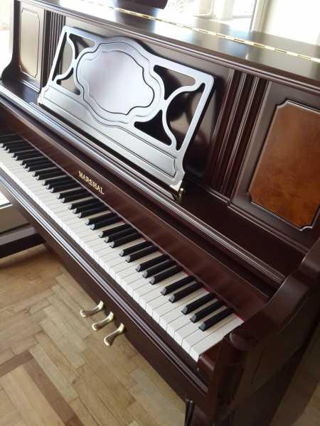 Duvar Piyanosu - MSL Serisi