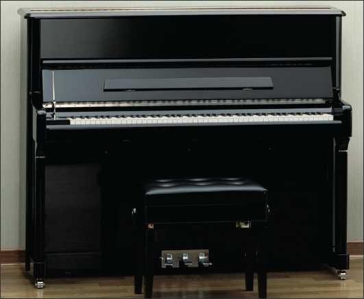Duvar Piyanosu - Alman